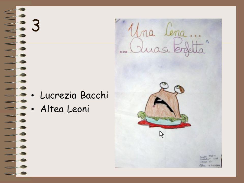 3 Lucrezia Bacchi Altea Leoni