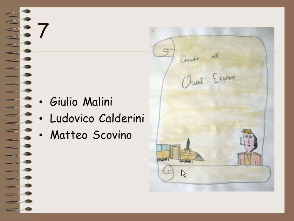 7 Giulio Malini Ludovico Calderini Matteo Scovino