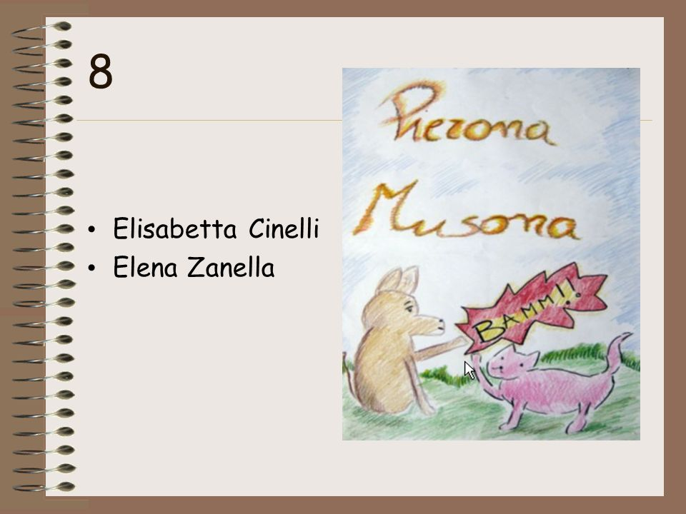 8 Elisabetta Cinelli Elena Zanella