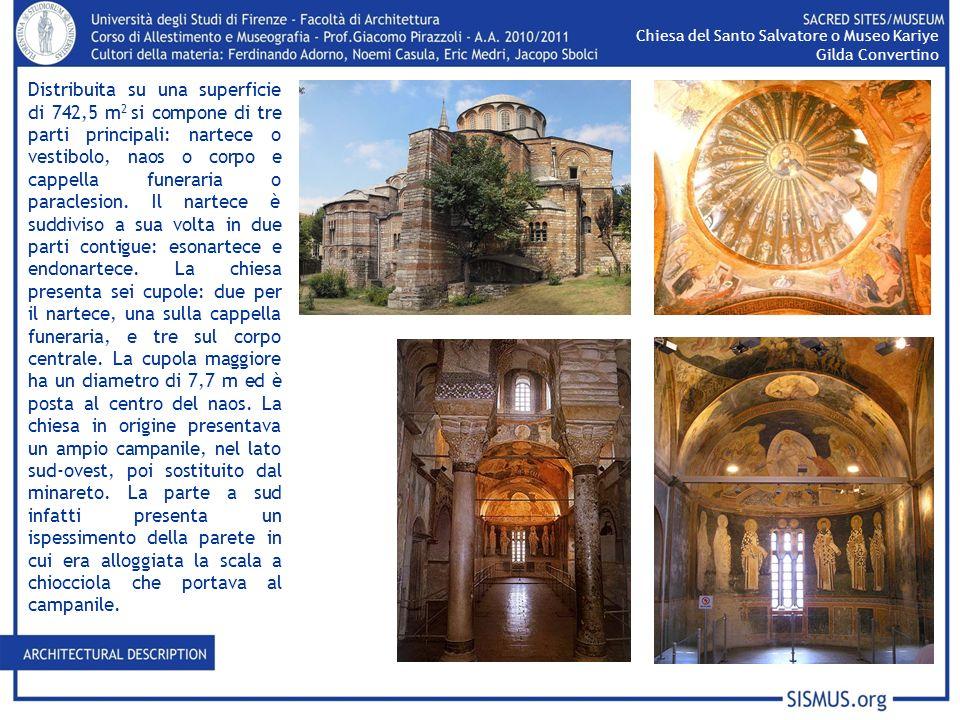 Chiesa del Santo Salvatore o Museo Kariye