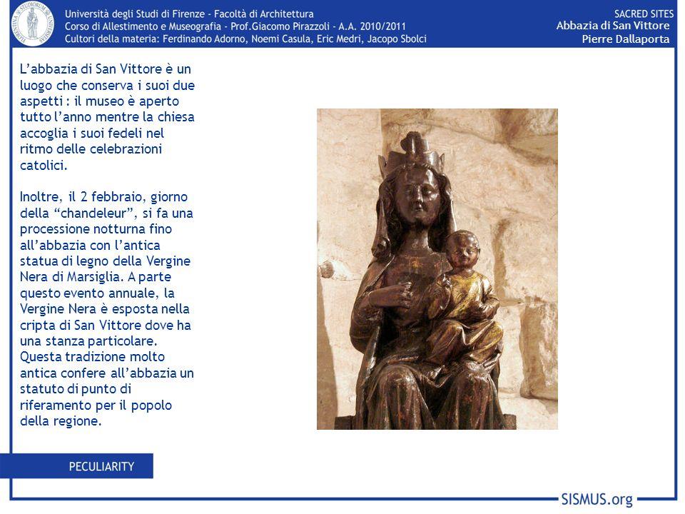 Abbazia di San Vittore Pierre Dallaporta.