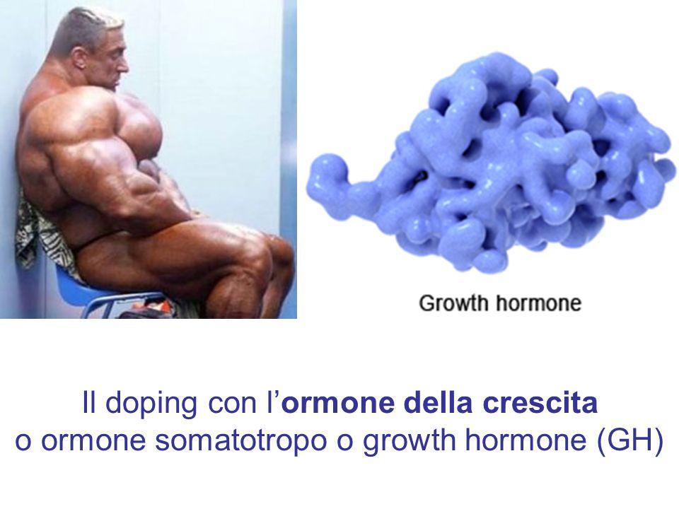 Il doping con l'ormone della crescita