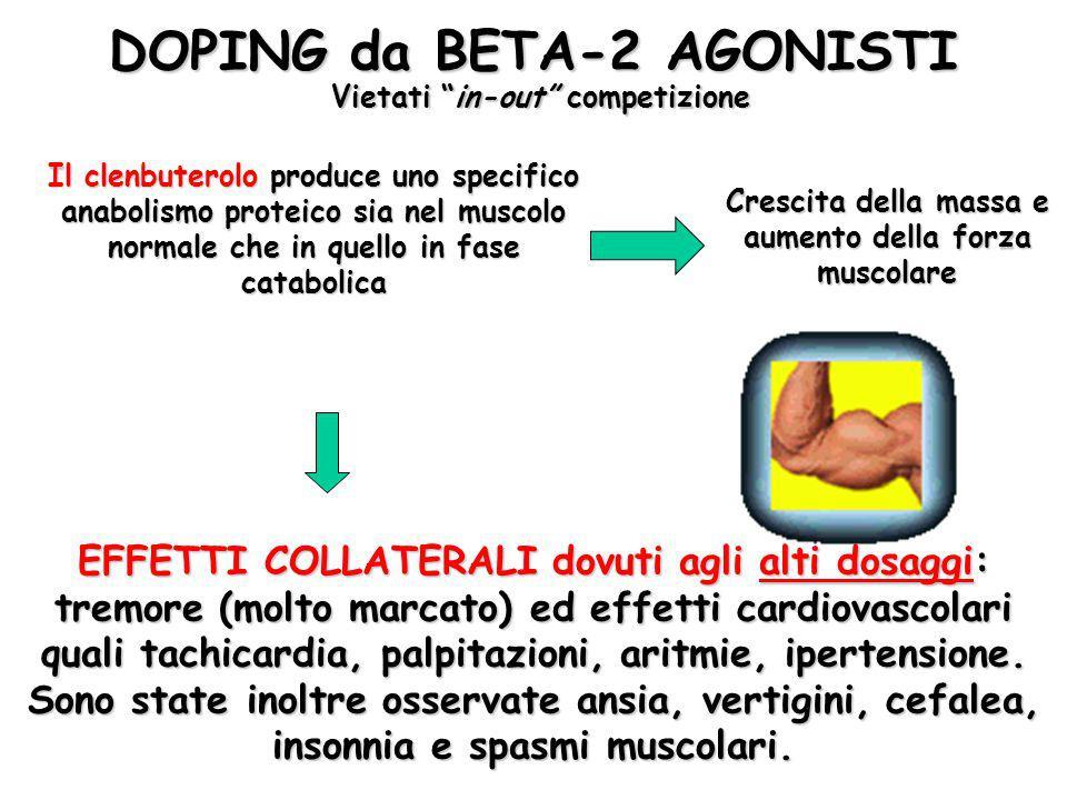 DOPING da BETA-2 AGONISTI