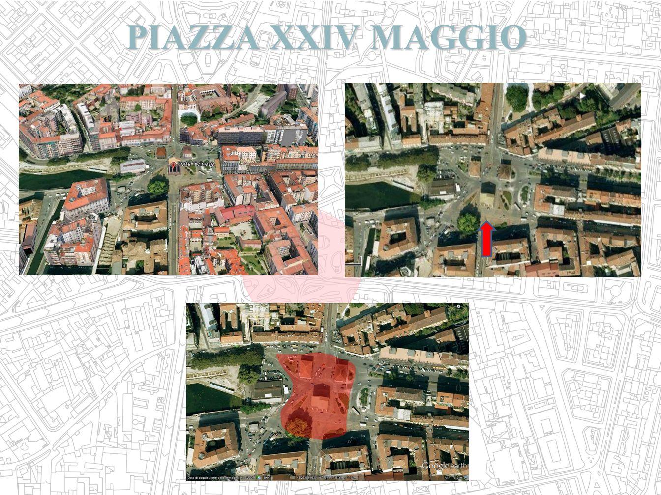 PIAZZA XXIV MAGGIO 1 1