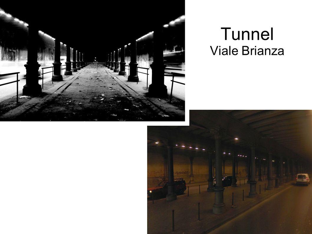 Tunnel Viale Brianza