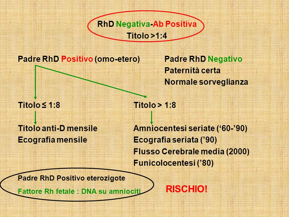RhD Negativa-Ab Positiva