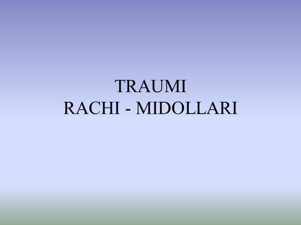 TRAUMI RACHI - MIDOLLARI