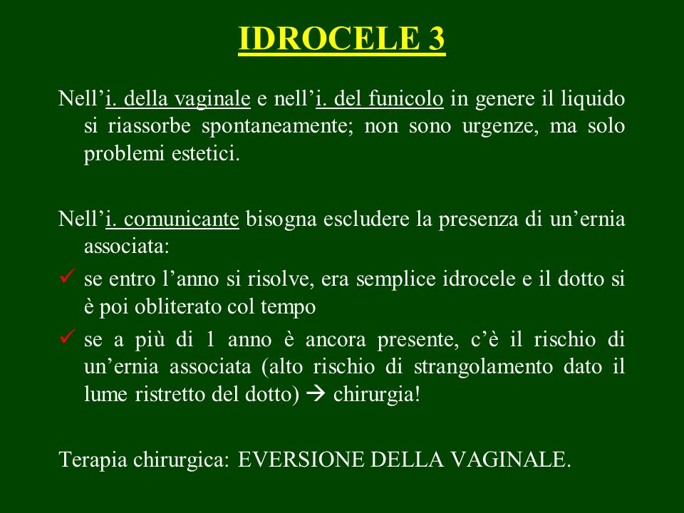 IDROCELE 3