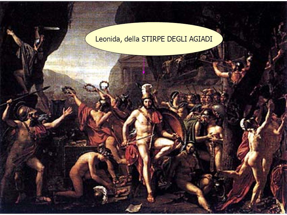 Leonida, della STIRPE DEGLI AGIADI