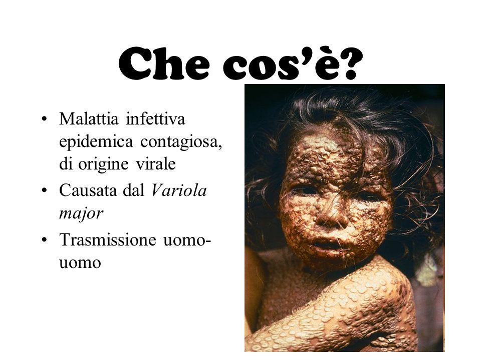 Che cos'è Malattia infettiva epidemica contagiosa, di origine virale