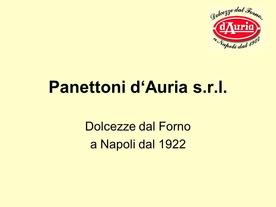 Dolcezze dal Forno a Napoli dal 1922