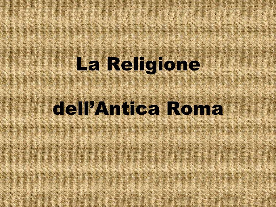 La Religione dell'Antica Roma