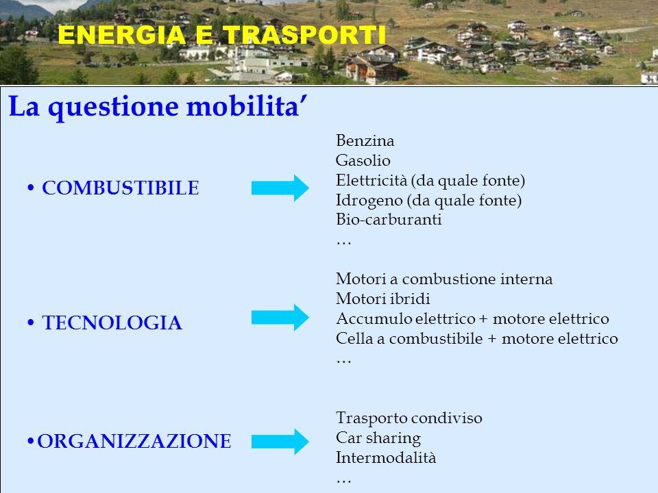 La questione mobilita'