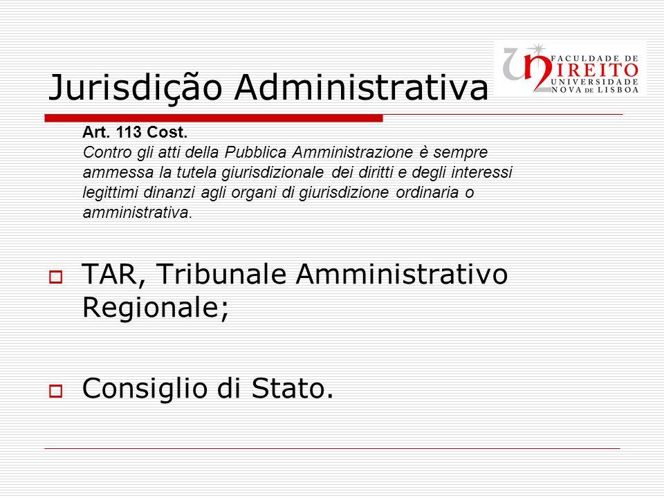 Jurisdição Administrativa