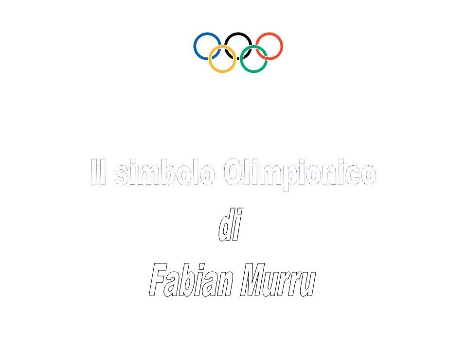 Il simbolo Olimpionico