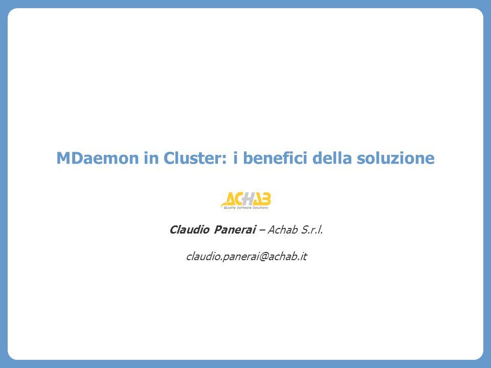 MDaemon in Cluster: i benefici della soluzione