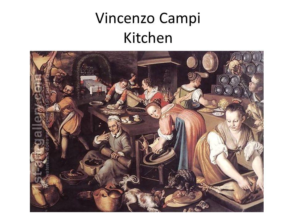 Vincenzo Campi Kitchen