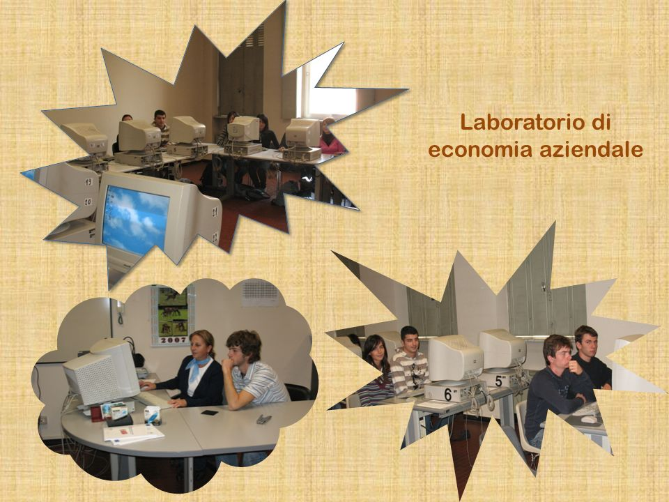Laboratorio di economia aziendale