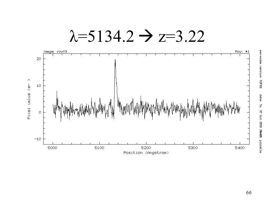 λ=5134.2  z=3.22