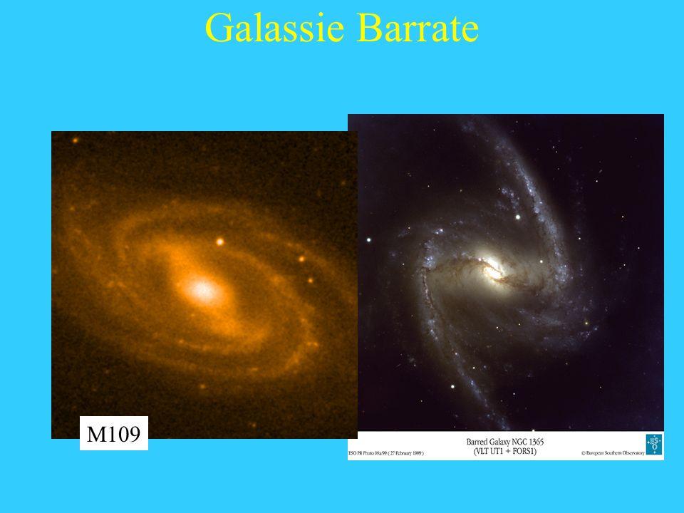 Galassie Barrate M109