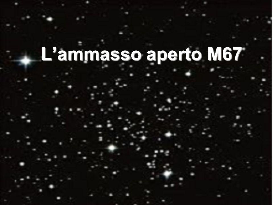 L'ammasso aperto M67