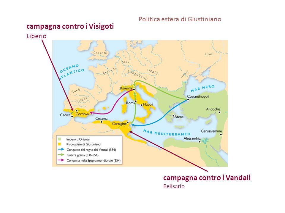 campagna contro i Visigoti