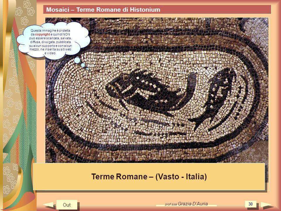 Terme Romane – (Vasto - Italia)