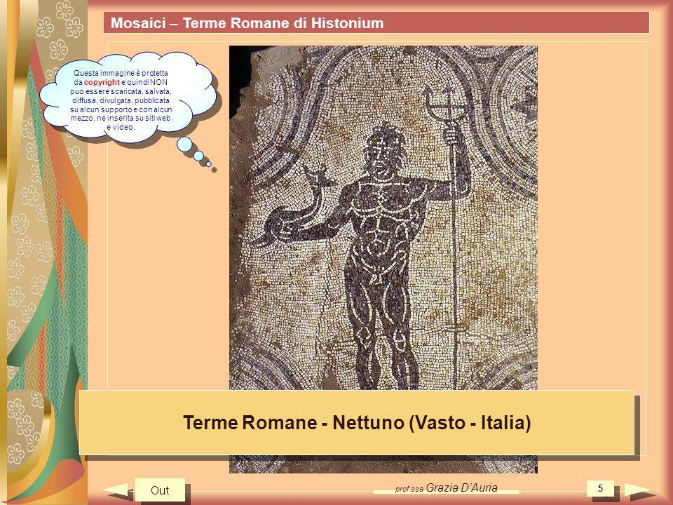 Terme Romane - Nettuno (Vasto - Italia)