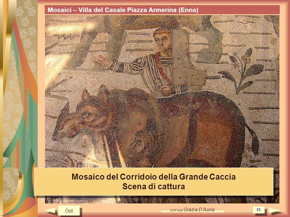 Mosaico del Corridoio della Grande Caccia