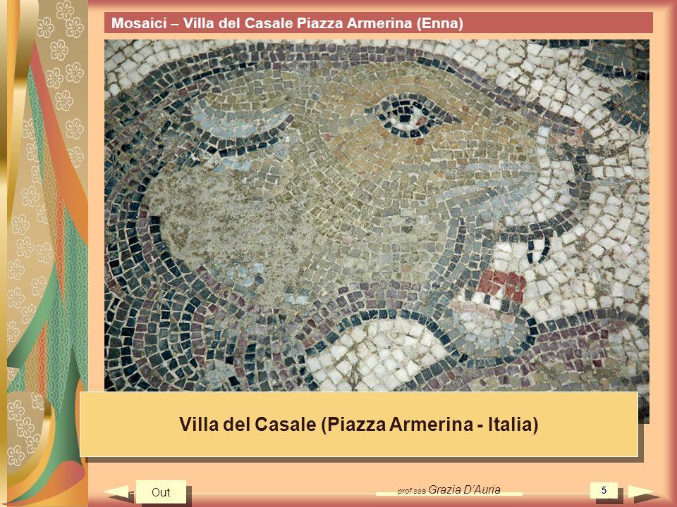 Villa del Casale (Piazza Armerina - Italia)