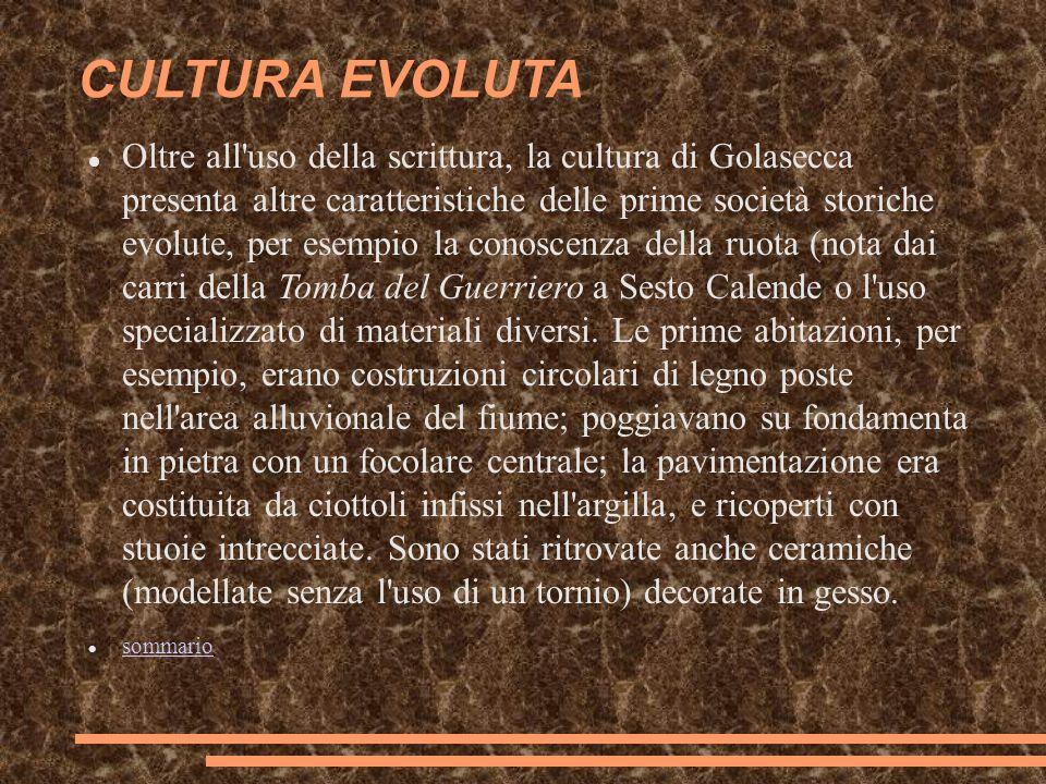CULTURA EVOLUTA