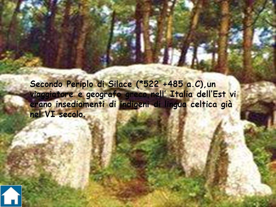 Secondo Periplo di Silace (. 522 +485 a