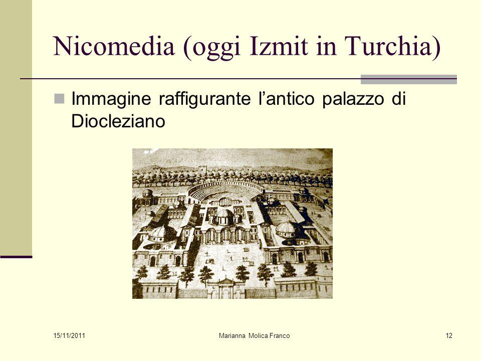 Nicomedia (oggi Izmit in Turchia)