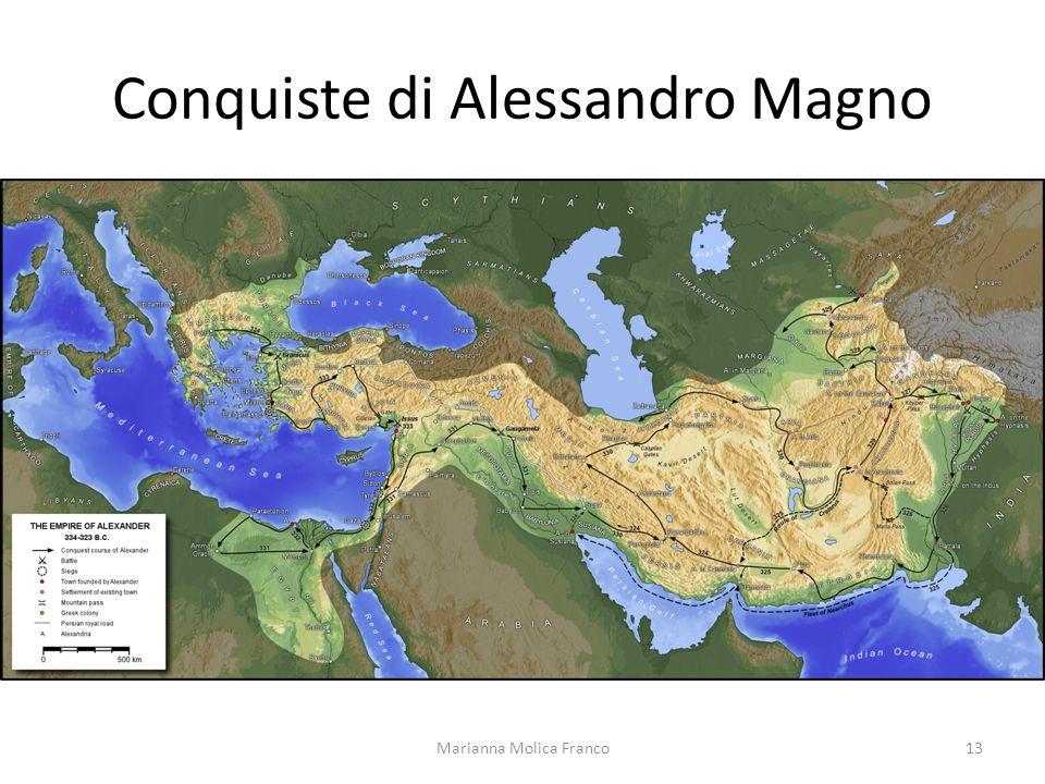 Conquiste di Alessandro Magno