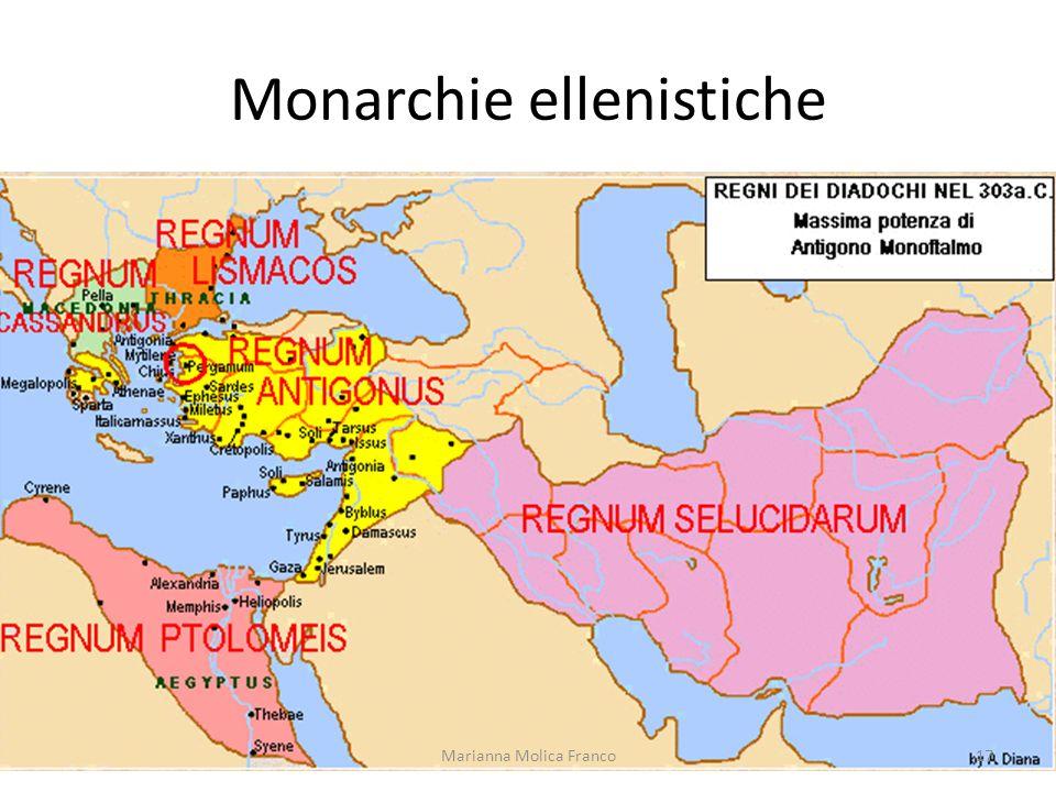 Monarchie ellenistiche