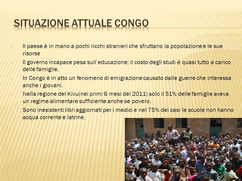 Situazione Attuale Congo