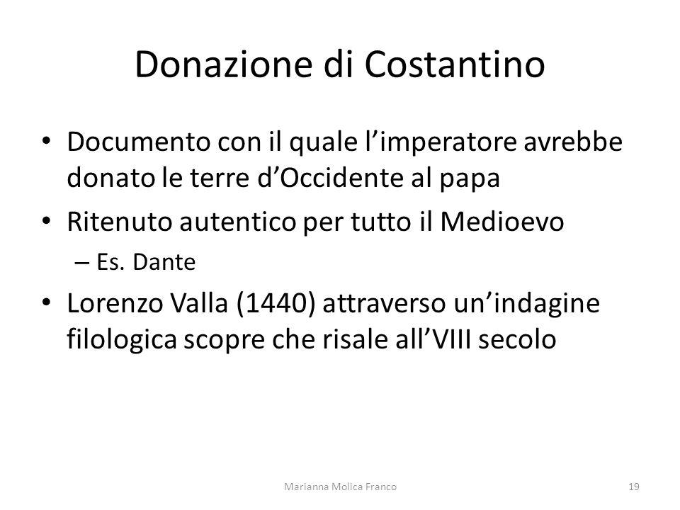 Donazione di Costantino