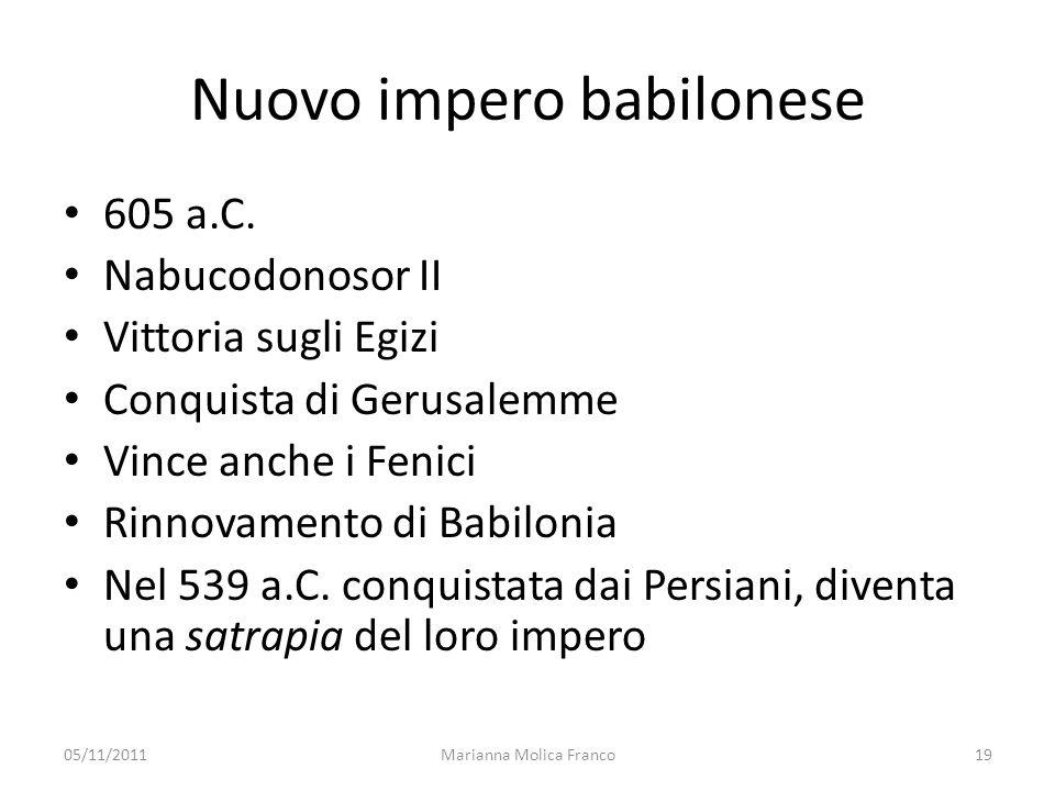 Nuovo impero babilonese