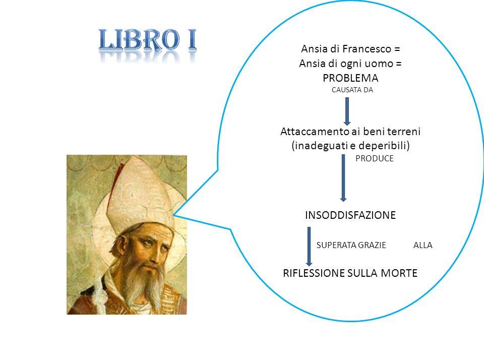 LIBRO I Ansia di Francesco = Ansia di ogni uomo = PROBLEMA