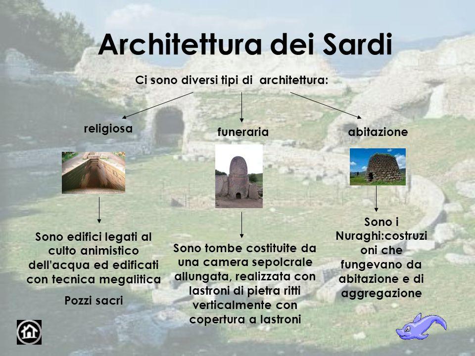 Architettura dei Sardi