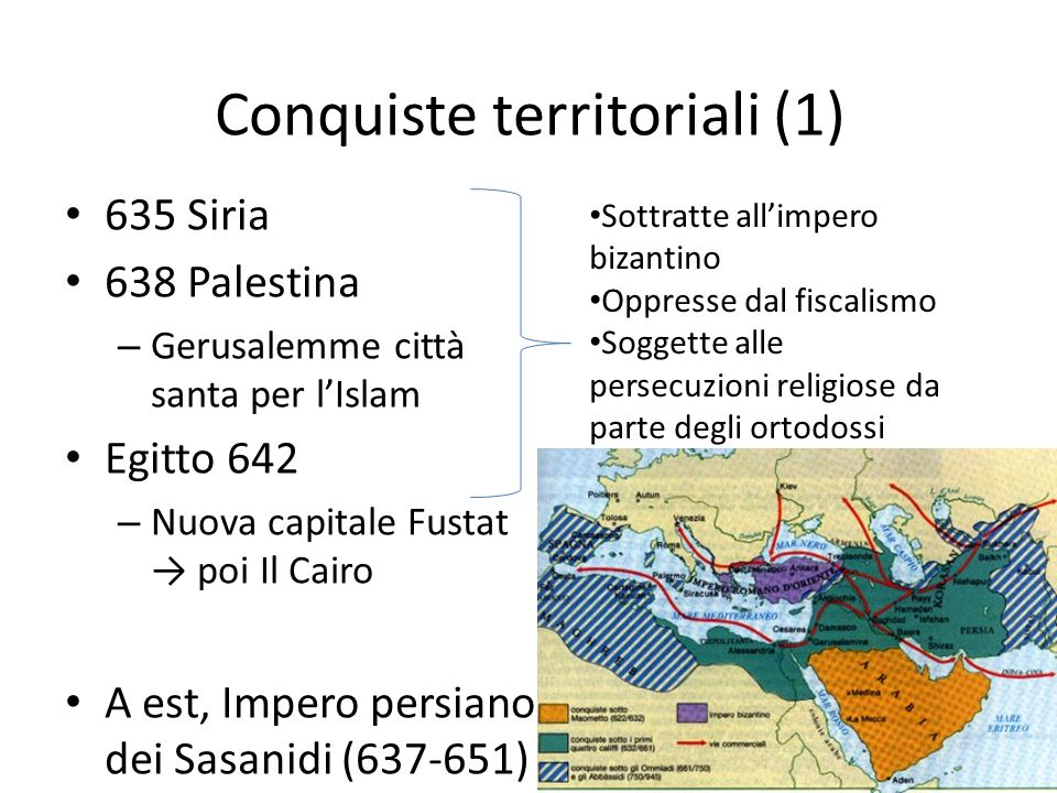 Conquiste territoriali (1)