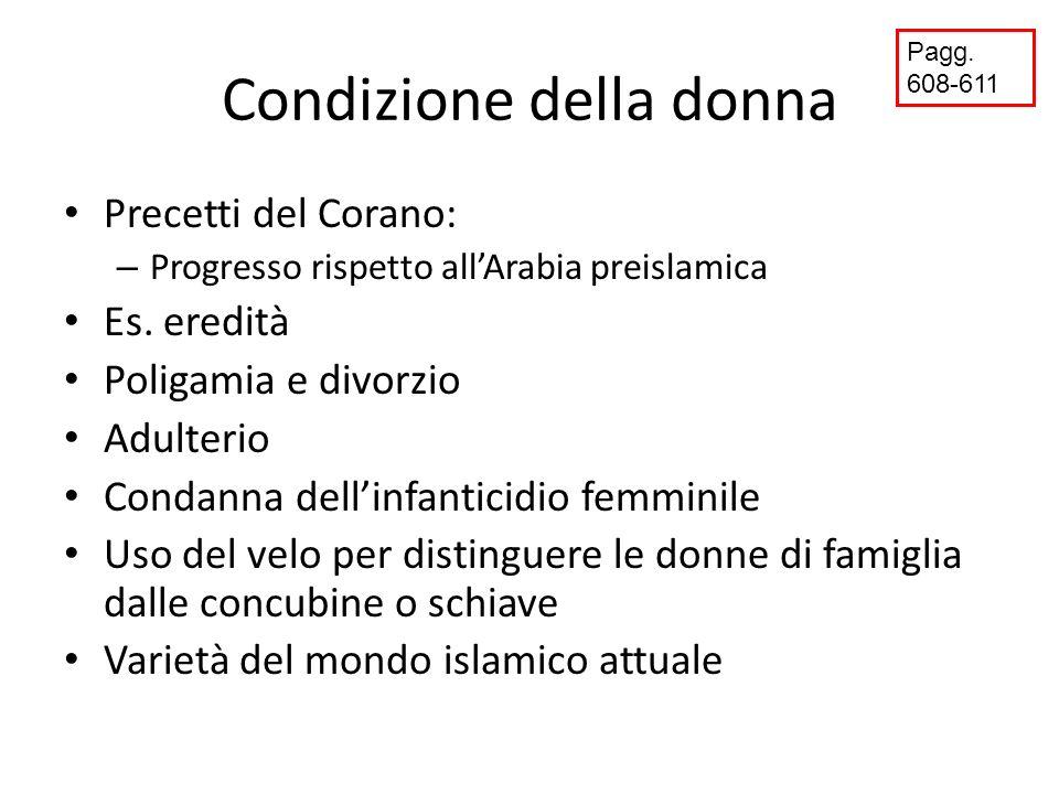 Condizione della donna