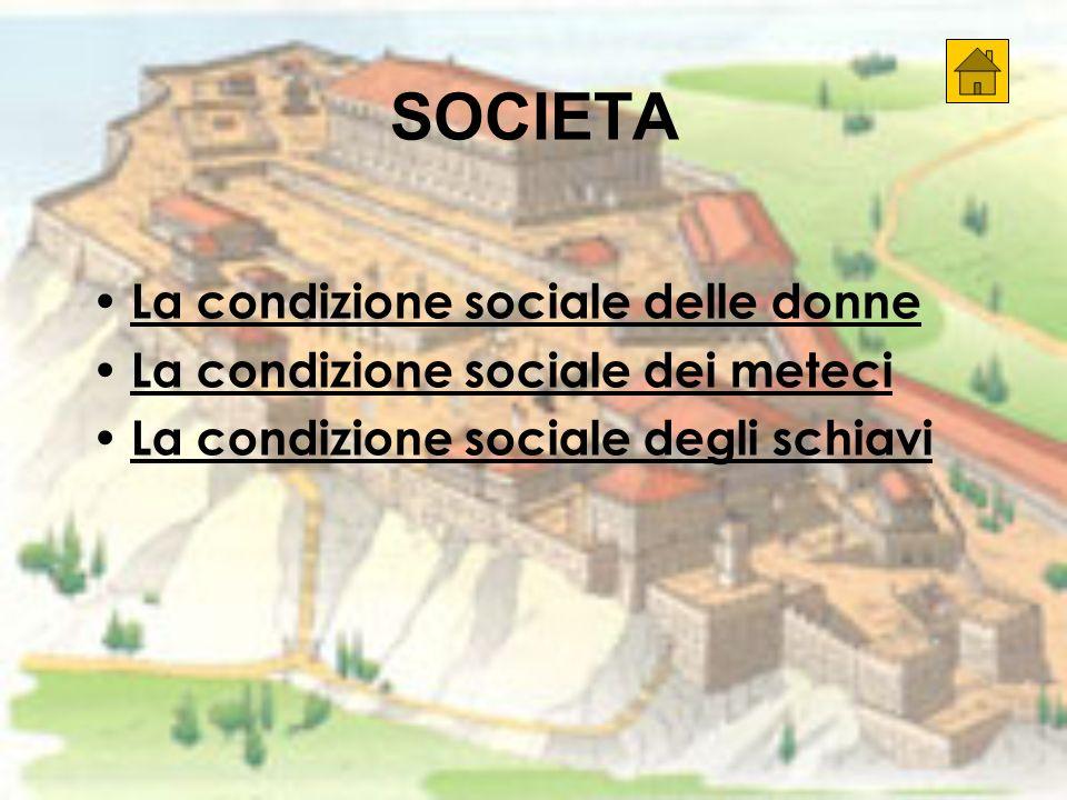 SOCIETA La condizione sociale delle donne