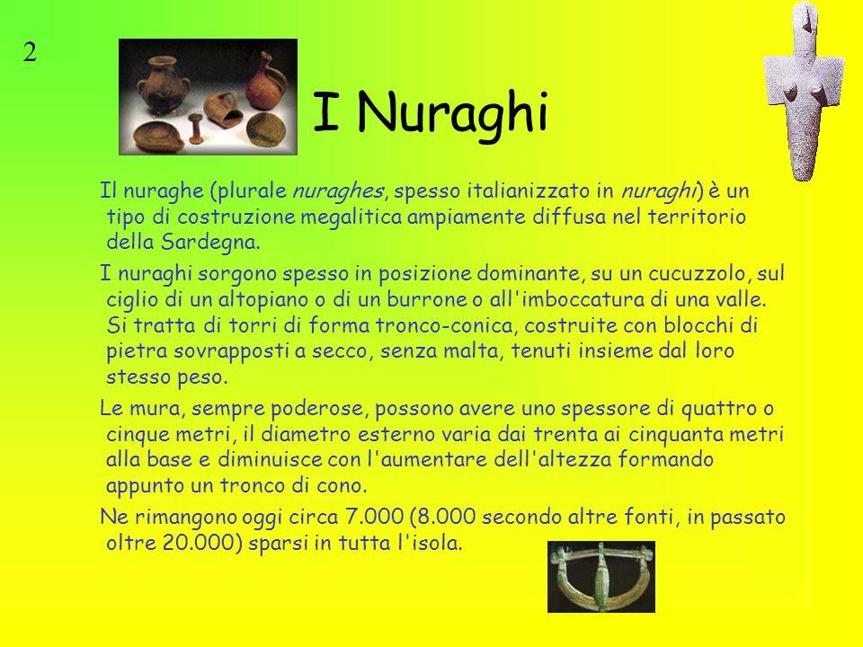 2 I Nuraghi.