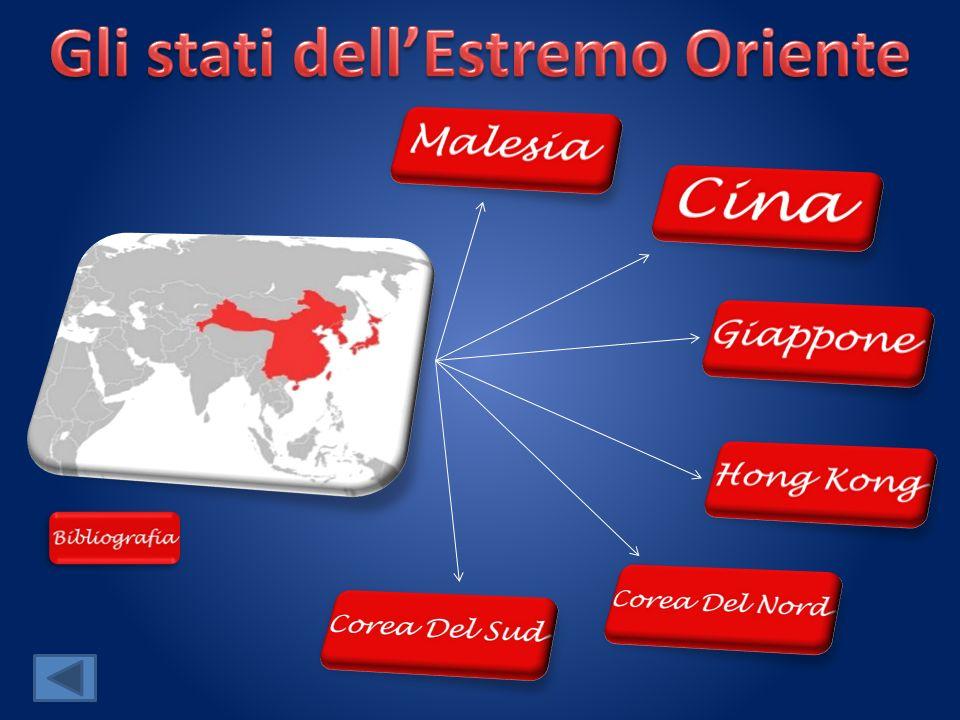 Gli stati dell'Estremo Oriente