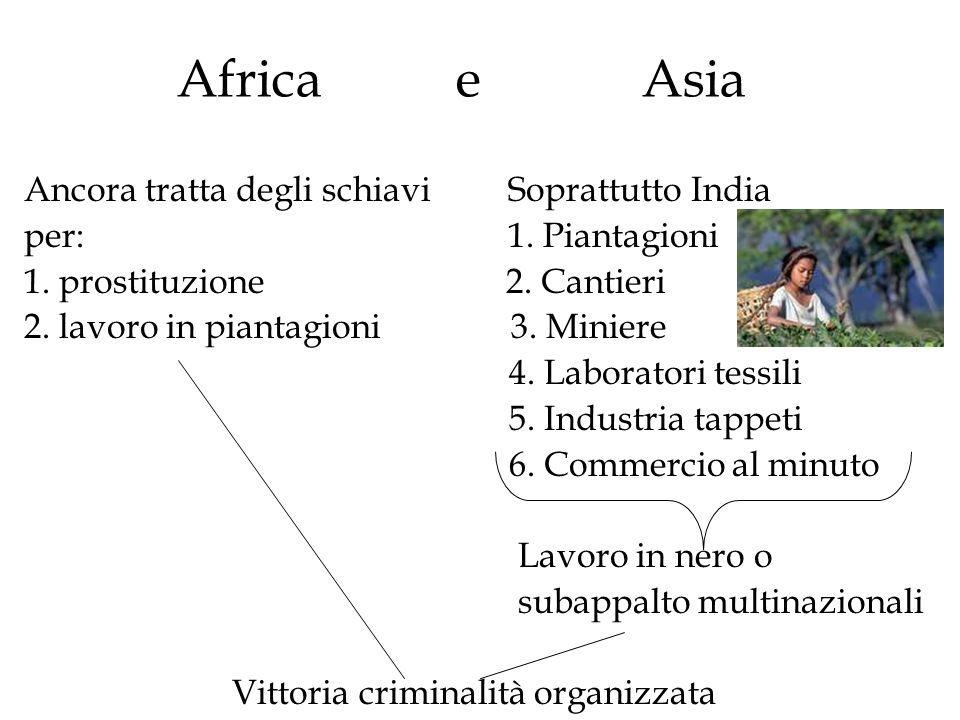 Africa e Asia