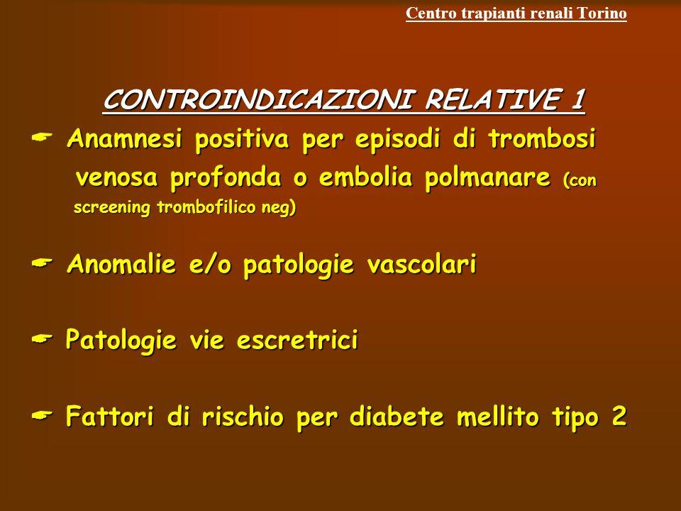 Centro trapianti renali Torino