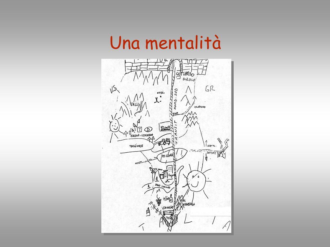 Una mentalità brochure Le territoire: réalité réelle ou imaginaire