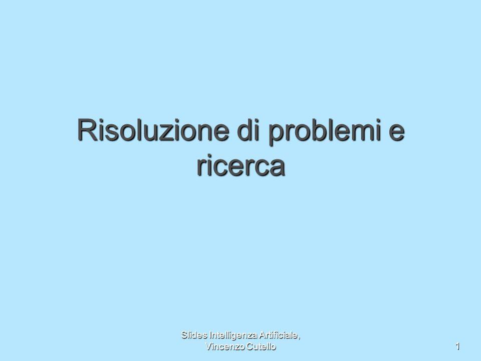 Risoluzione di problemi e ricerca