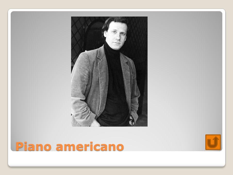 Piano americano